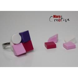Creatie - Roze - Paars -...