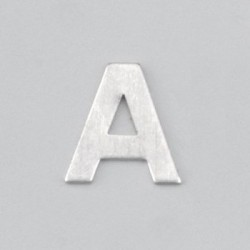 Al-letters 1,5 cm