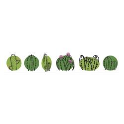 Washi Tape - cactus family,...