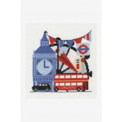 Kit broderie Londres 02