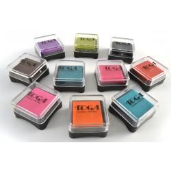 Set de 10 encreurs couleurs...