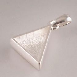 Pendentif Cernit triangle