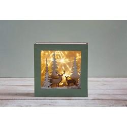 Forest and Deer 3D Frame Kit
