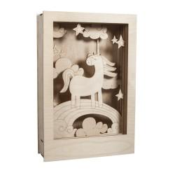 Unicorn 3D-framekit