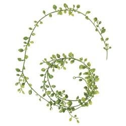 Garland van miniatuurbladeren