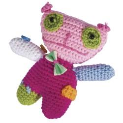 Kit: crocheted cat