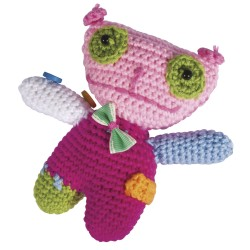 Kit : Chat crocheté