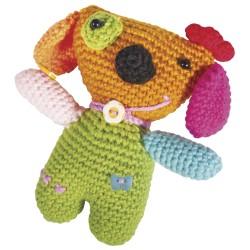 Kit: Crocheted dog