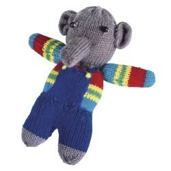 Kit : Éléphant en laine