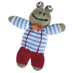 Kit: wool frog