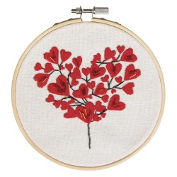 Kit: Embroidery Tree with...