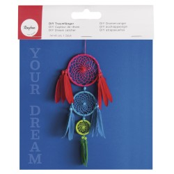 Kit: DIY Dreamcatcher,...