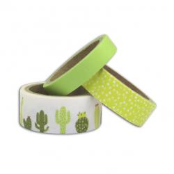 3 Masking tape – Cactus, 3x5m