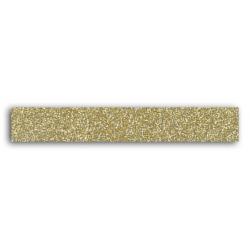 Glitter tape - Uni - Gold