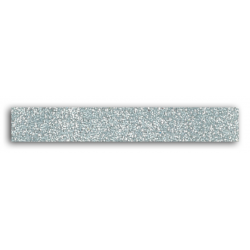 Glitter tape - Uni - silver