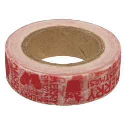 Washi Tape - Merry Chrismas...