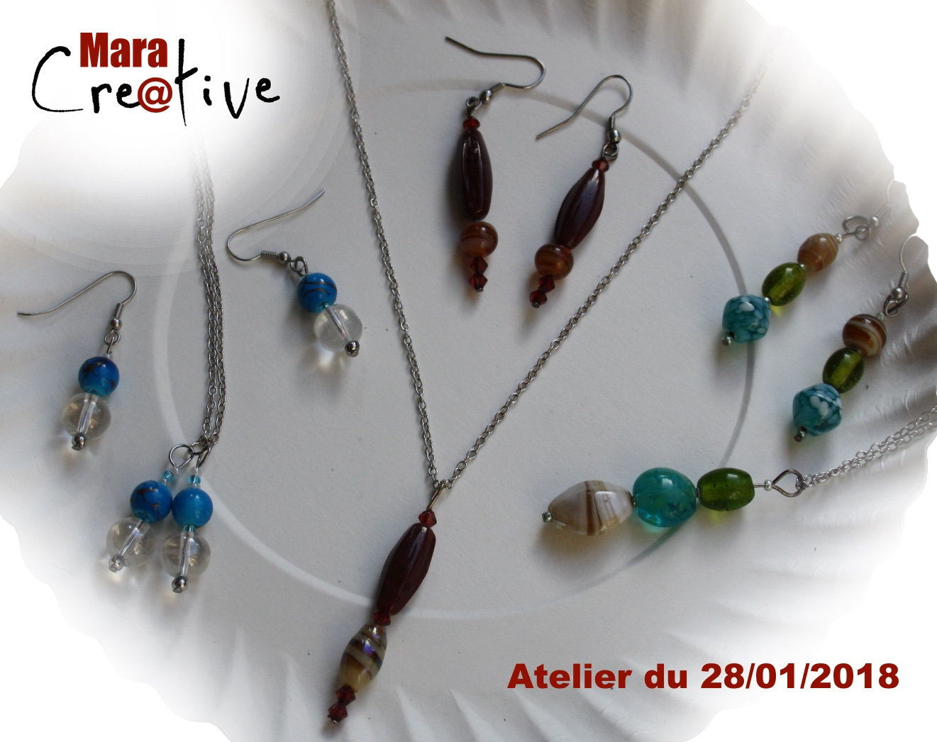 atelier bijoux maracreative