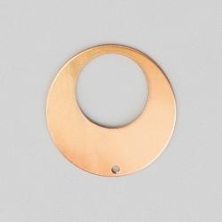 Pendentif rond diam 29 mm