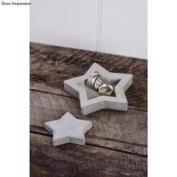 Kit: Coupe béton forme étoile