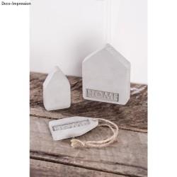 Kit : 2 Maisons de béton