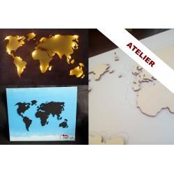 ATELIER: Planisphère