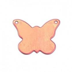Pendentif papillon 2 trous