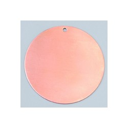 Pendentif rond 51 mm