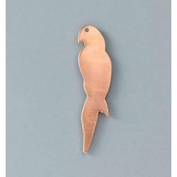Pendentif perroquet