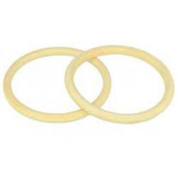 2 anneaux en bois 68 mm