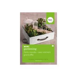 Clôture bois MINI gardening