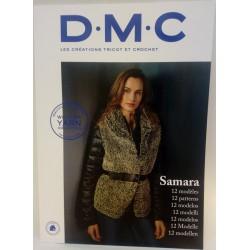 Livre: DMC Samara 12 modèles