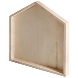 Cadre en bois, Maison