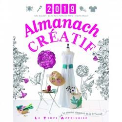 Livre: Almanach créatif 2019
