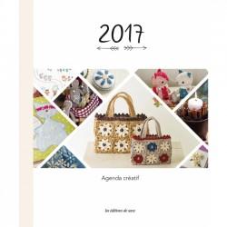Livre: Agenda créatif 2017
