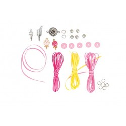 "Kit 3 Bracelets ""Lollipop..."