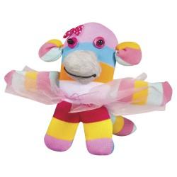 Kit : Animal tricoté Singe