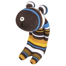 Kit : Animal tricoté Ours