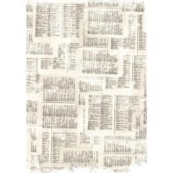 Papier DécoMaché 964 -...