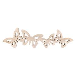 Papillons en bois