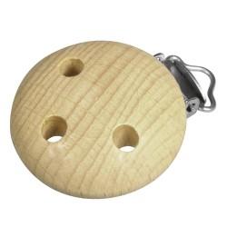 Clip en bois