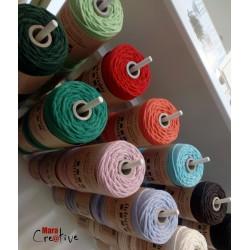 Corde de coton 2,2 mm