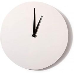 Kit horloge ronde en MDF