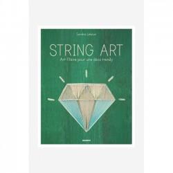 Livre: String art