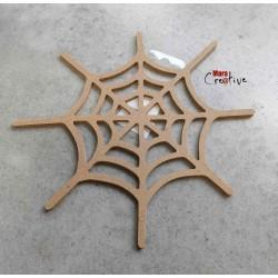 Toile d'araignée silhouette...