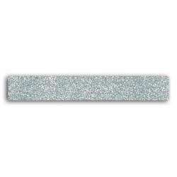 Glitter tape – Uni - argent