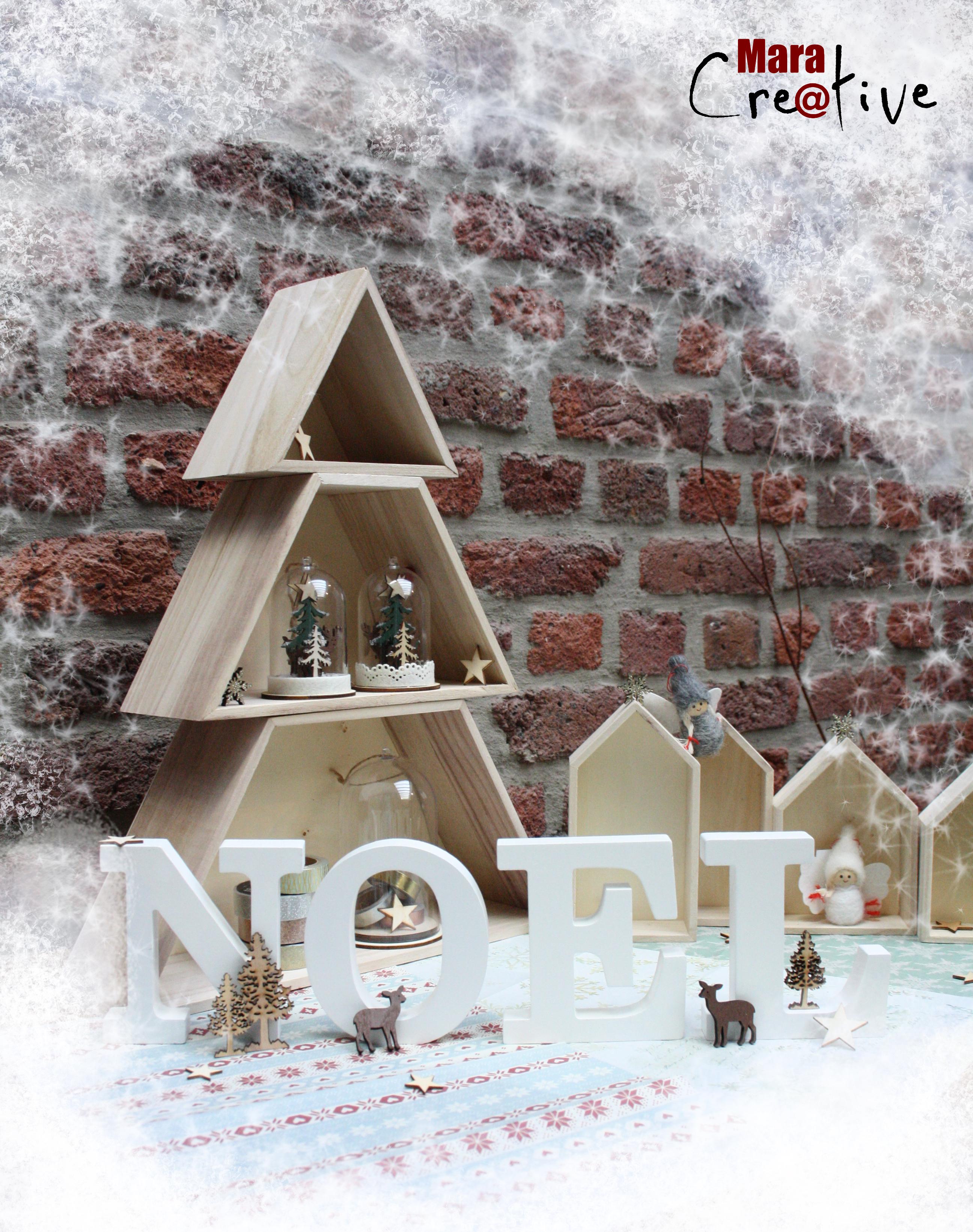 Noel loisirs créatifs