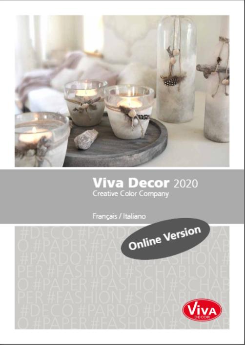 catalogue viva décor